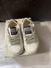 Authentic baby golden goose sneakers brand new size 20