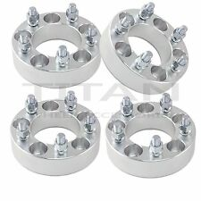 (4) 38mm Wheel Spacers Fits Ford Ranger Truck 4x4 Explorer SUV 5x114.3
