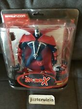 McFarlane Toys The Adventures Of Spawn Series 2 Spawn X Action Figure