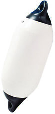 """Taylor Made Tuff End Vinyl Inflatable Fender Bumper Boat 10"""" x 30"""" White 1188"""