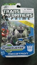 Transformers Prime Cyberverse MEGATRON Complete Commander - RARE!!