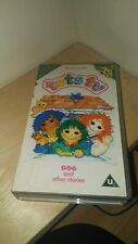 tots tv DOG - kids childrens - VHS VIDEO TAPE *1422
