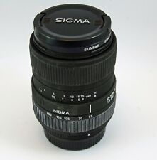 Sigma DC 55-200mm f/4.0-5.6  Lens For Nikon AF Mount