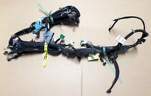 GM Wire Harness Instrument Panel 23405155 2016 Chevrolet Silverado GMC Sierra