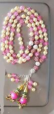 High Quality Islamic Tasbeeh Gift for Muslim on hajj,Eid, E.t.c with 100 beeds