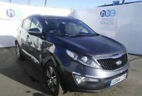 KIA SPORTAGE 3 SATNAV PARTS 1.7 DIESEL BREAKING WHEEL NUT