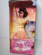 LOOK >>  Foreign Version Bubble Fairy Barbie Multiple Language Version << WOW!!