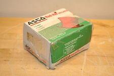 Asco Red-Hat 8215C2Q Solenoid Valve Dry Air 5 - 125 PSI