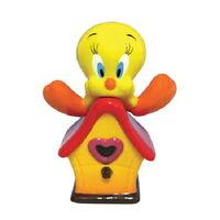 Looney Tunes Tweety and Birdhouse Ceramic Salt & Pepper Shakers Set NEW UNUSED