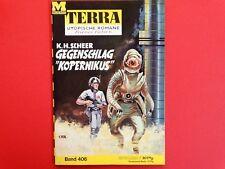 Terra Utopische Romane - Heft Nr. 406 * Moewig * Zustand: 1-2 * gebraucht