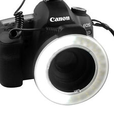 LED Ring Light for Camera Canon Nikon DSLR Professional Light Digital Marco