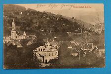 Haut Rhin 68 Alsace Elsass AK CPA Stossweier Stosswihr 1916 Maisons Eglise WWI +