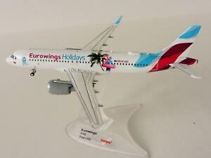 Eurowings Holidays Airbus A320 1/400 Herpa 562676 Europe Oe-Iqd A 320