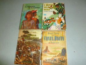 lotto  4 libri narrativa per ragazzi vintage  lotto nr. 13