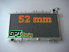 50MM Aluminum Radiator For Nissan N14 GTIR SR20DET Pulsar N15