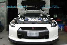 Nissan Skyline GT-R GTR R35 Godzilla Black Strut Gas Lifter Bonnet Hood Damper