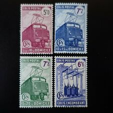 FRANCE TIMBRE POUR COLIS POSTAUX N°230A/232A + N°233 NEUF ** LUXE MNH