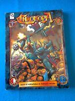Wargames - Chronopia, juego de miniaturas de fantasía oscura -Target Games RL596