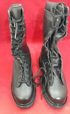 NEW Italian SAG Carabinieri Cold Weather Combat Boots Black De Risi Sud 45
