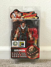 2006 SOTA Street Fighter Gouken SDCC Comic Con ToyRocket Exclusive Figure *RARE*
