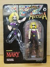 Warrior Nun Areala Shotgun Mary Action Figure (1997) Antartic Press