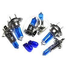 Audi A6 C5 H7 H1 H3 501 55w ICE Blue Xenon HID High/Low/Fog/Side Headlight Bulbs
