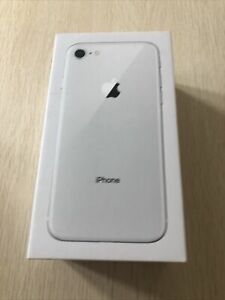 Iphone 8 White 64GB Empty Box Only