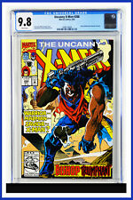 Uncanny X-Men #288 CGC Graded 9.8 Marvel May 1992 White Pages Comic Book