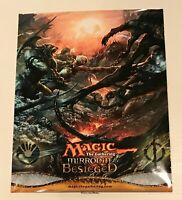 Magic the Gathering Mirrodin Besieged Promo Poster NEW READ MTG