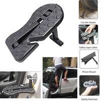 Folding Car Door Latch Hook Step Mini Foot Pedal Ladder Jeep SUV Truck Roof new
