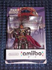 NEW Nintendo amiibo GANONDORF Legend Zelda Super Smash Bros Figure Switch JAPAN