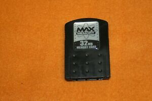 Max Memory Card 32 MB für Playstation 2