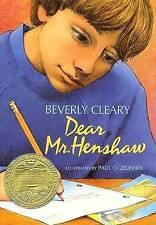 Dear Mr. Henshaw by Beverly Cleary (Hardback)