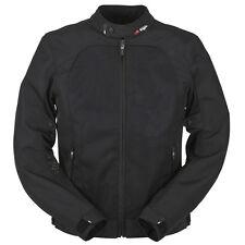 Motorcycle Furygan Genesis Mistral EVO Jacket - Black UK SELLER 3435980222468 Men/uni L