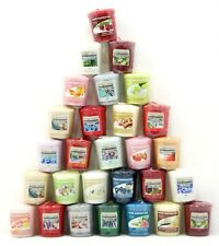 Official Yankee Candle 40 x Home Inspiration Votive Samplers Assorted Fragrances