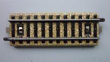 5 NEW BOXED MARKLIN 5107 GERADES GLEIS STRAIGHT M-TRACK 3RD RAIL TRACK 90 mm 1/2