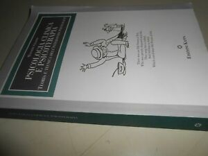 LIBRO: PSICOLOGIA CLINICA E PSICOTERAPIA - M.GRASSO - ED. KAPPA