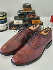 Allen Edmonds Park Avenue 9D Oxblood
