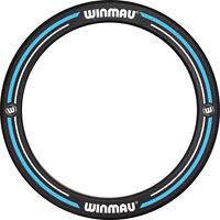 Winmau Slimline Pro 50 Dartboard Surround Bristle Darts Board O Ring Blue/White