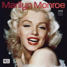 MARILYN MONROE - 2019 MINI WALL CALENDAR 7x7 - 075437