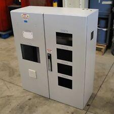 Rittal Cm 5120 500 48l X 40w X 16d Standard Enclosure Used