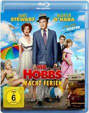 MR. HOBBS TAKES A VACATION - BLU RAY Region B/UK - James Stewart, Maureen O'Hara