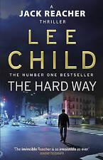 Jack Reacher Crime & Thriller Fiction Books