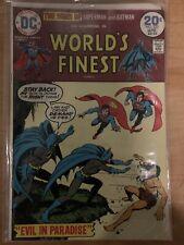 World's Finest Comics #222 (1974) VF+