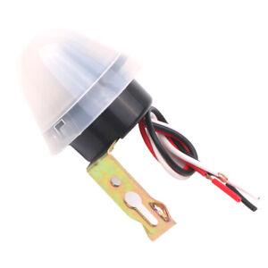 Adjustable Photosensitive Photoswitch Street Light Lamp Sensor Control Switch