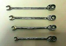 SNAP ON SOXRRM704 6 TO 9MM RATCHET SPANNERS.....
