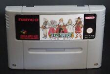 Tales Of Phantasia For Super Nintendo SNESPAL (English Version).
