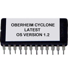 Oberheim Cyclone V. 1.2 firmware update upgrade eprom [latest OS]