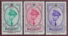 1957 MAROC N°380/382** Mohammed V, 1957 MOROCCO Set MNH