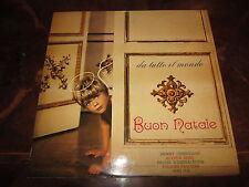 MORRICONE ORTOLANI GIOMBINI LOREN BUON NATALE Rare Library 1968 NM Unplayed